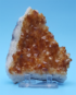 citrine crystal cluster 1a