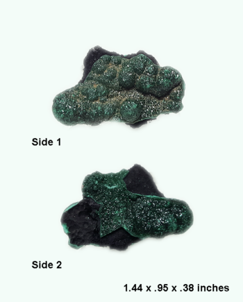 malachite specimen 4