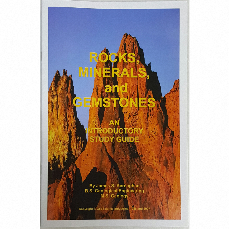 Rock, Minerals, and Gemstones Study Guide