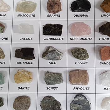 Rock & Mineral Collections