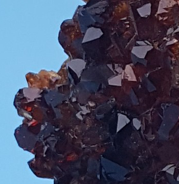 Citrine Crystal Clusters