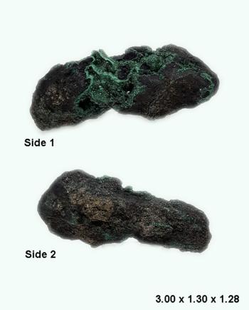 malachite specimen 3