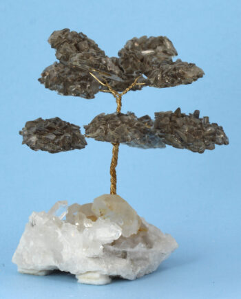 Smokey Quartz Gemstone Tree 1
